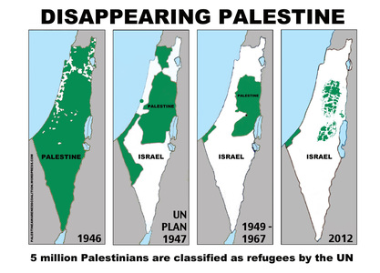 Please speak up on Israel's Annexation of Palestinian Land