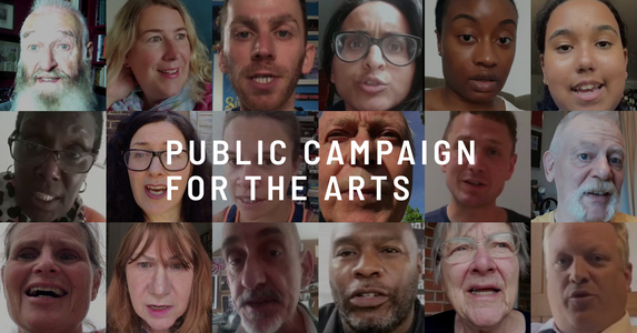 Save the UK's Arts and Cultural Industries