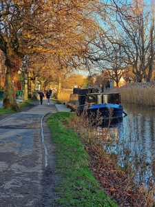 Barge residential and commercial mooring permits for The Grand and Royal Canal in Dublin
