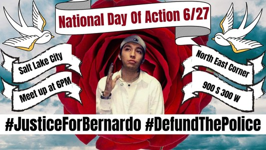 Justice for Bernardo Palacios Carbajal