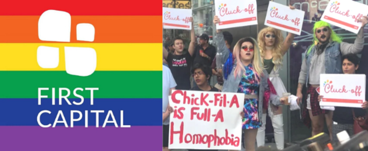 First Capital: Stop renting to homophobic Chick-fil-A
