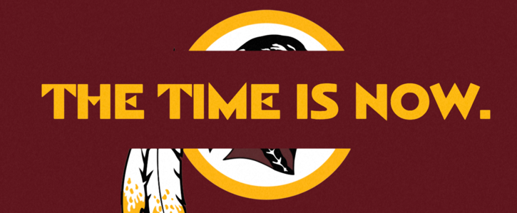 #NotYourMascot — Change the Name and Mascot of the Washington R*dsk*ns
