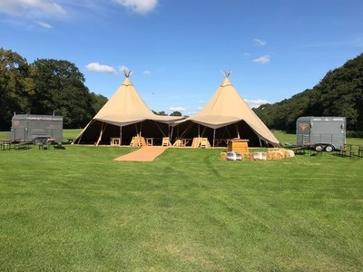 Pizza Tipi and Bar - Rice Box Events