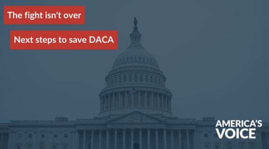 """Tell the Senate to Pass """"The American Dream and Promise Act"""""""