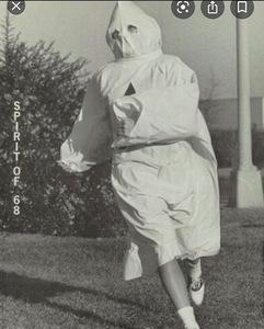 We want to get the Abington School Board to change their mascot from a ghost with kkk origins.