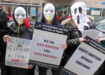 Stop Reintroduction of Benefit Sanctions during the Covid-19 crisis
