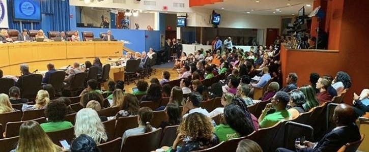 Tell MDCPS to Allow the People to Testify for Budget Hearings
