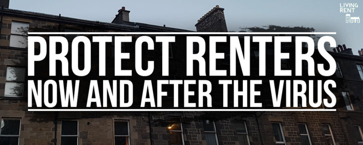 Protect Renters -- Now and After the Virus!
