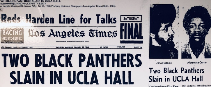 Say Their Names: Rename UCLA's Campbell Hall