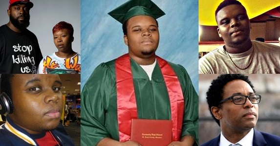 Charge Darren Wilson for the Murder of Michael Brown
