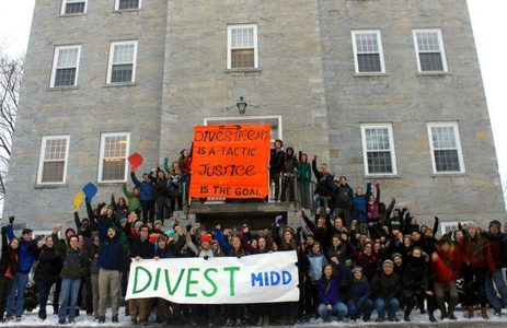 Middlebury College: Go Fossil Free!