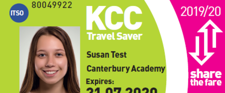 KCC bus pass refund