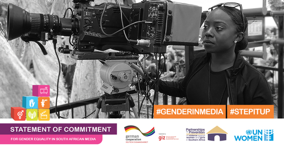 Statement of Commitment for Gender Equality in SA media