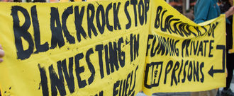 Tell Blackrock to divest from the deportation machine!