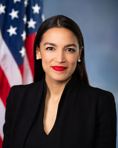 Give AOC more time to speak at the DNC