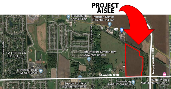 Oppose Project Aisle in Brownsburg, Indiana