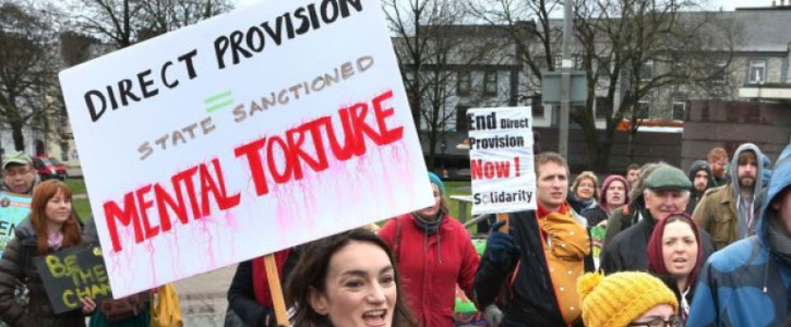 Irish Diaspora call to End Direct Provision