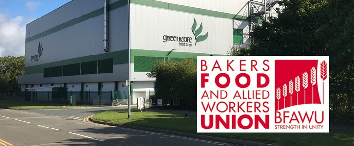 Justice for Greencore Northampton Workers