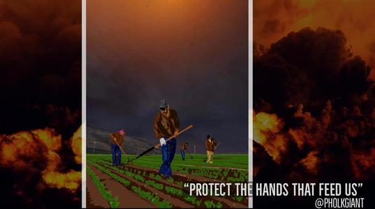 Farm workers are laboring in dangerous wildfire smoke. What is Cal/OSHA doing to protect them?