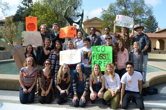 Stanford University: Go Fossil Free!
