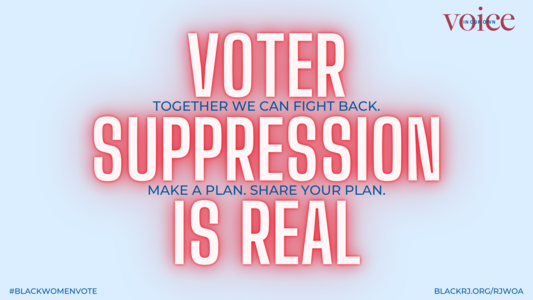 Protect Our Voting Rights