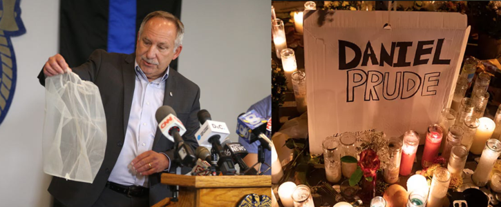 Rochester's police union president is defending officers who killed Daniel Prude–demand he resign