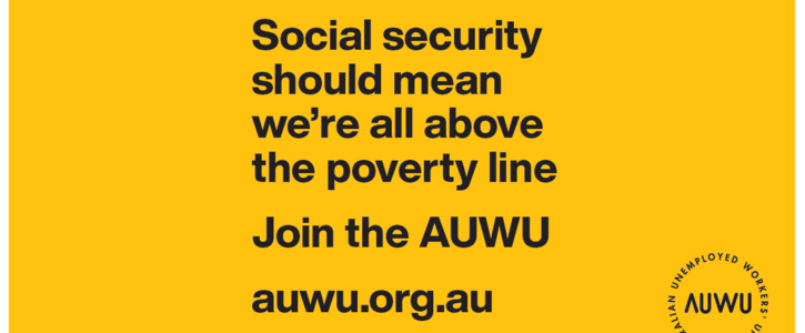Social security must be above the poverty line