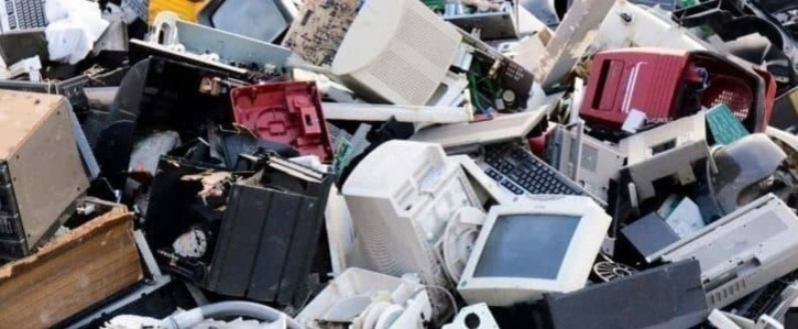 E-waste: the dark horse of environmental problems