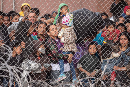 Free ALL children in detention centers who are victims of abuse and negligence.