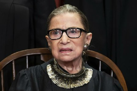 Keep RBG's Seat Open Until After Inauguration Day