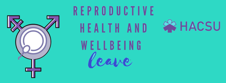 Support  Reproductive Health and Wellbeing Leave