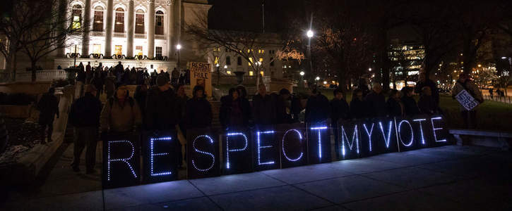 Campus Voting Petition for UW-Madison Students