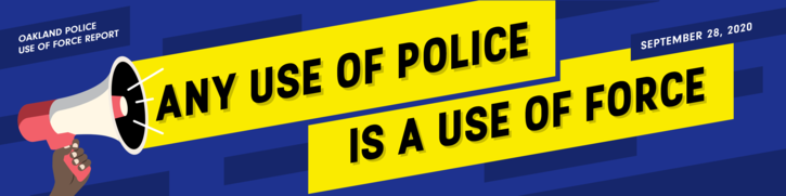 Tell the City to adopt policies that keep Oakland safe from police