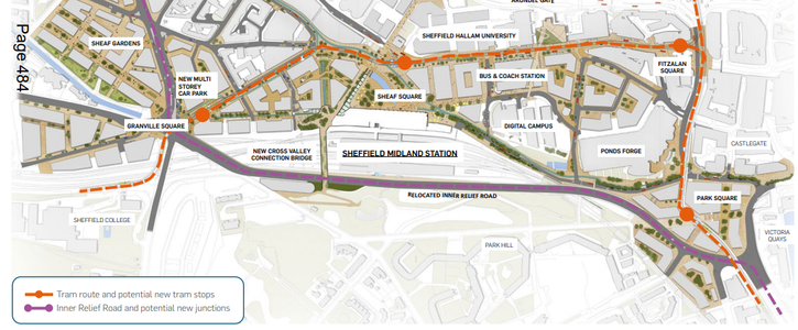 Stop the new dual carriageway in Sheffield