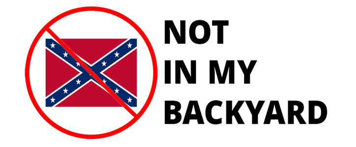 Condemn displaying the Confederate Flag in Rensselaerville