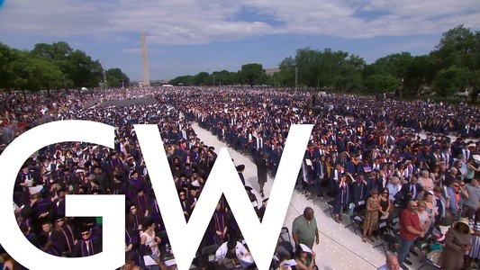 Make GW and President LeBlanc reconsider their decision on Commencement 2021
