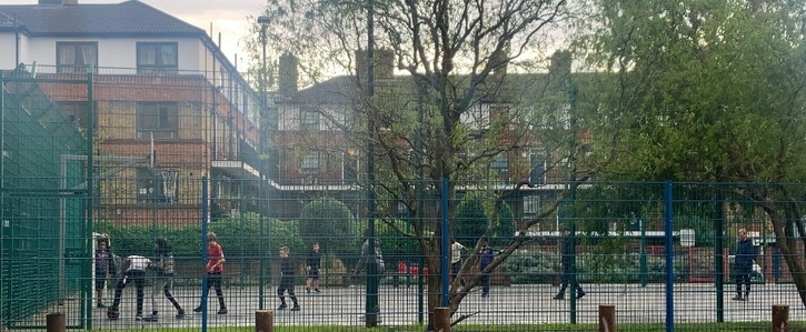 Save Long Lane Ball Court and Garden - Protect the Elim Estate