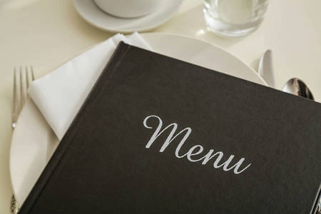 Remove calories from menus