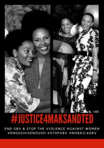 Justice for the brutal murders of Makoena Mabusela and Tebogo Mphuti #justice4maksandted