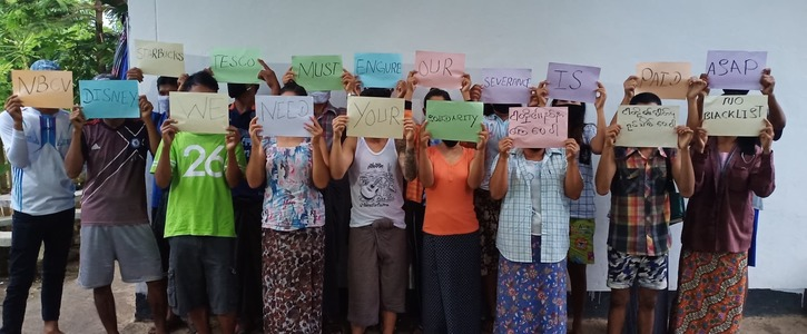 NBCUniversal: pay the migrant workers making your products in Thailand!