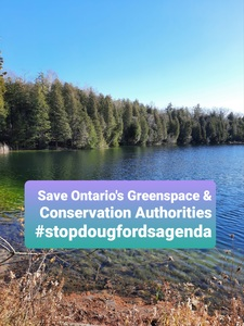 Save Ontario's Protected Lands from Developers!
