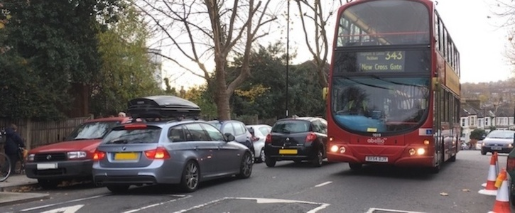 Improve Road Crossing Safety Outside Hatcham Temple Grove Free School