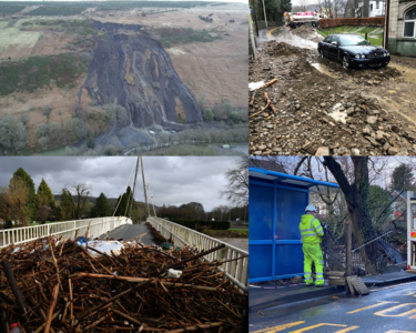 Honour the pledged extra funding to Wales for the damage caused by Storm Dennis