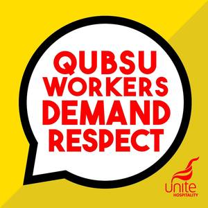 QUB Student Union Workers Demand Respect