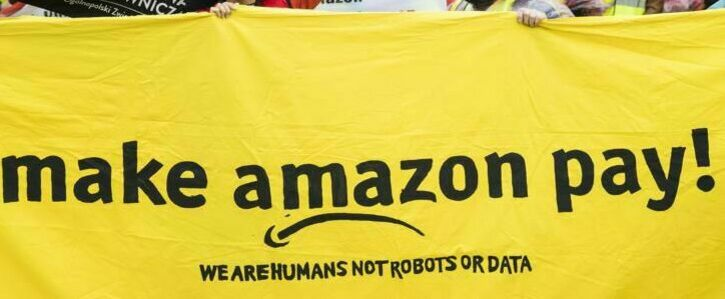 Give all amazon workers a Christmas bonus