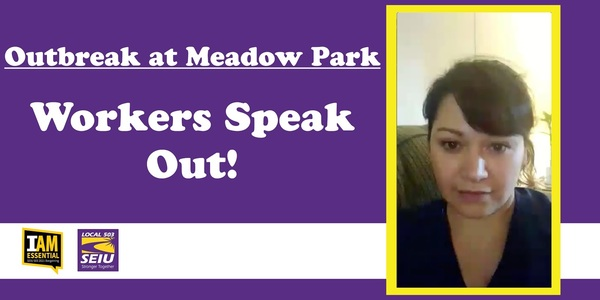 Support Meadow Park Workers!