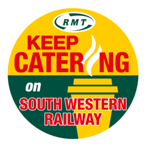 Protect catering services and jobs on South Western Railway