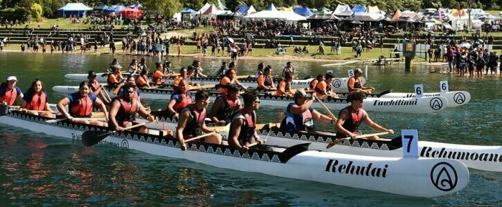Make Waka Ama an Olympic sport