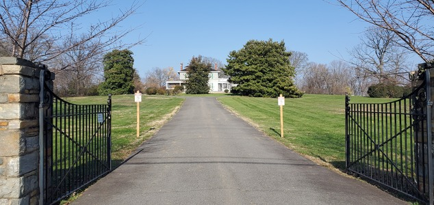 SAVE THE HISTORIC FEBREY-LOTHROP-ROUSE ESTATE!