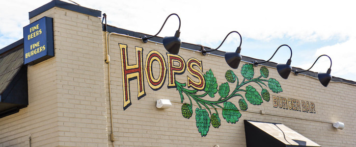 Hops Burger Bar workers seek COVID-19 protections for the community